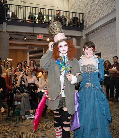 Second Place: Gothic Alice and Mad Hatter.
