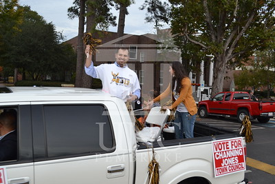 UNCP celebrates Homecoming with the Homecoming Parade on October, 31st 2013. Homecoming_parade_0025.JPG