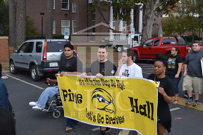 UNCP celebrates Homecoming with the Homecoming Parade on October, 31st 2013. Homecoming_parade_0022.JPG