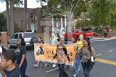 UNCP celebrates Homecoming with the Homecoming Parade on October, 31st 2013. Homecoming_parade_0024.JPG