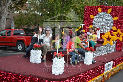 UNCP celebrates Homecoming with the Homecoming Parade on October, 31st 2013. Homecoming_parade_0003.JPG