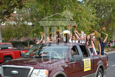 UNCP celebrates Homecoming with the Homecoming Parade on October, 31st 2013. Homecoming_parade_0012.JPG