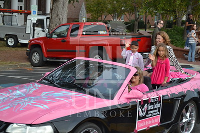 UNCP celebrates Homecoming with the Homecoming Parade on October, 31st 2013. Homecoming_parade_0016.JPG