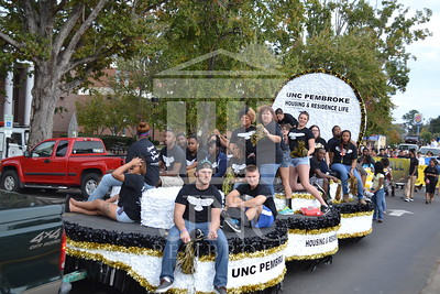 UNCP celebrates Homecoming with the Homecoming Parade on October, 31st 2013. Homecoming_parade_0020.JPG