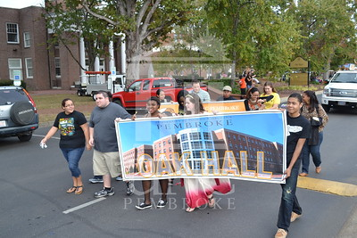 UNCP celebrates Homecoming with the Homecoming Parade on October, 31st 2013. Homecoming_parade_0023.JPG