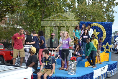 UNCP celebrates Homecoming with the Homecoming Parade on October, 31st 2013. Homecoming_parade_0013.JPG