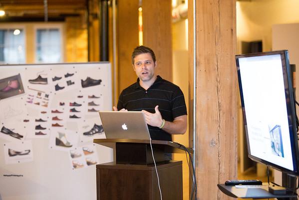 Industrial Design Final Presentations at GRid70  LLC