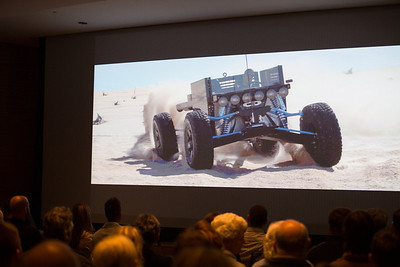Reboot Buggy film showing.