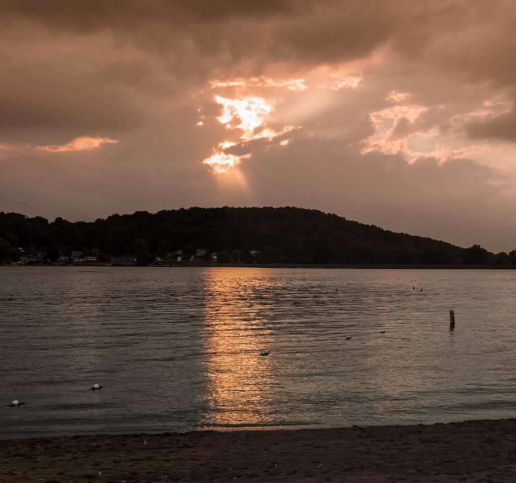 Lake Mohawk Luau