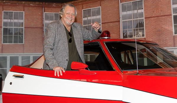 David Soul and the Gran Torino from Starsky and Hutch
