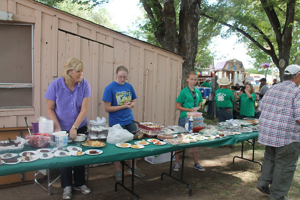 4H Barbecue at the Lassen County Fair