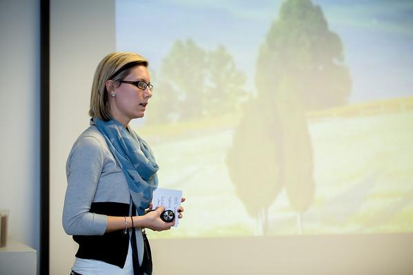 Kelsey Herlein Presenting.