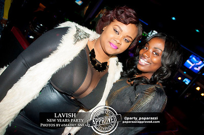 NEW YEARS PARTY AT CLUB LAVISH 2K14