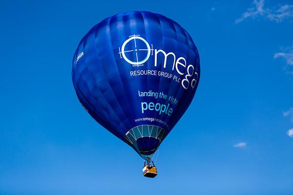 Northampton Balloon Festival 2013
