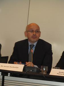Dr. Jovan Kurbalija