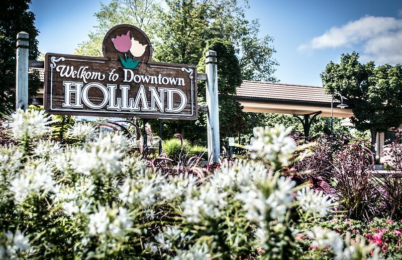 Portfolio Camp Holland