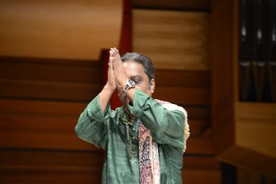 Pt. Sanjay Benerjee at Calgary