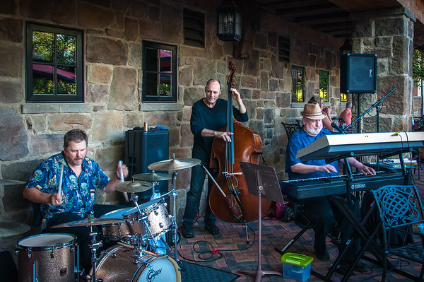 An Evening of Music with the Tim Hunt Jazz Trio