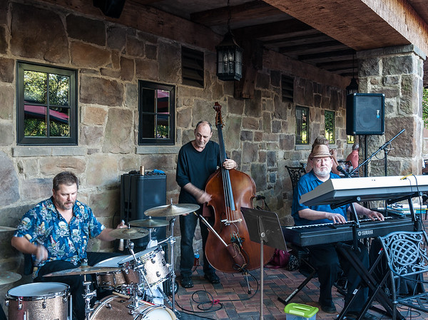 Tim Hunt Jazz Trio