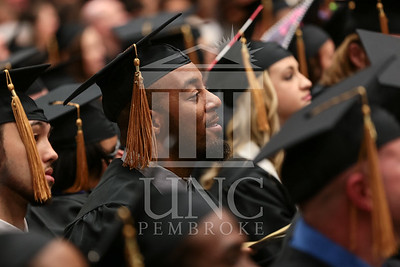 UNCP hold the Winter Undergraduate Commencement Ceremony on Saturday, December 7th, 2013. undergrad_commencement_0006.JPG
