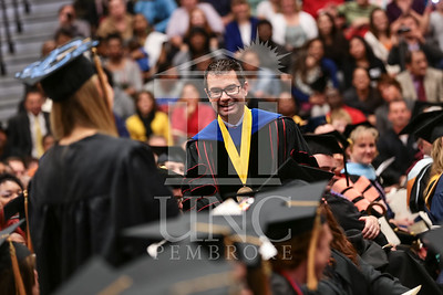 UNCP hold the Winter Undergraduate Commencement Ceremony on Saturday, December 7th, 2013. undergrad_commencement_0011.JPG
