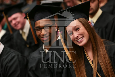 UNCP hold the Winter Undergraduate Commencement Ceremony on Saturday, December 7th, 2013. undergrad_commencement_0007.JPG