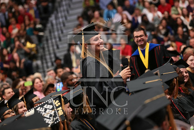 UNCP hold the Winter Undergraduate Commencement Ceremony on Saturday, December 7th, 2013. undergrad_commencement_0009.JPG