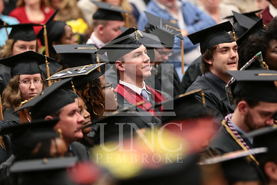 UNCP hold the Winter Undergraduate Commencement Ceremony on Saturday, December 7th, 2013. undergrad_commencement_0014.JPG