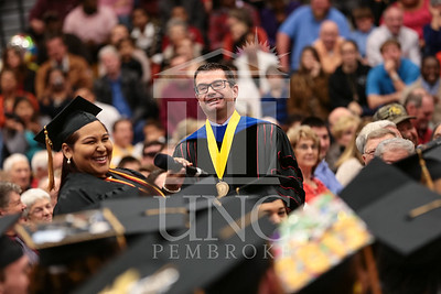 UNCP hold the Winter Undergraduate Commencement Ceremony on Saturday, December 7th, 2013. undergrad_commencement_0012.JPG