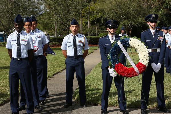 Veterans Ceremony November 11, 2013