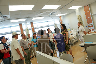 International Faculty visits UNCP and tours the new Allied Health Building. print_visiting_professors_0005.jpg