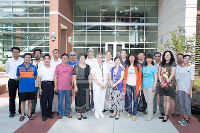 International Faculty visits UNCP and tours the new Allied Health Building. print_visiting_professors_0013.jpg