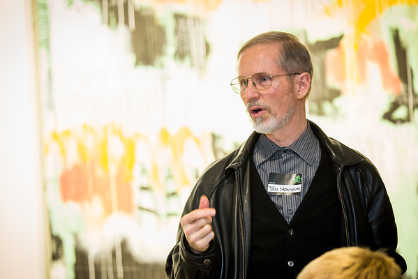 Tom Newhouse, Industrial Designer and Wege Prize Mentor.
