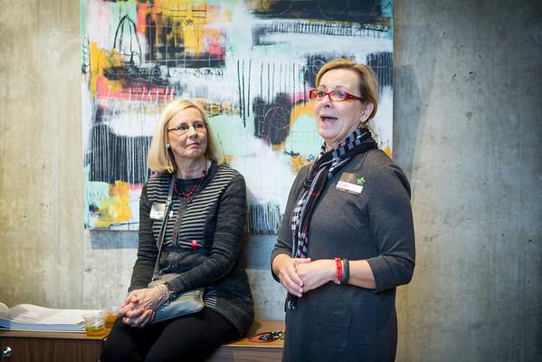 Ellen Satterlee, CEO of Wege Foundation.