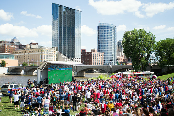 World Cup in the Ah-Nab-Awen Park.