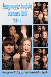 Languages Society Summer Ball 2013