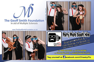 Charity photo booth hampshire