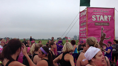 2013 Dirty Girl Mud Run