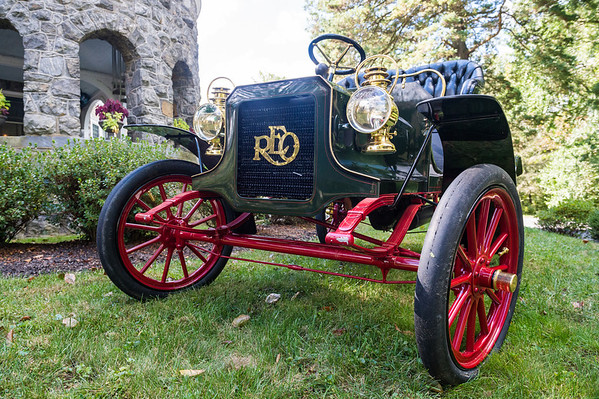 2013-09-28 1905 Reo Model B Runabout