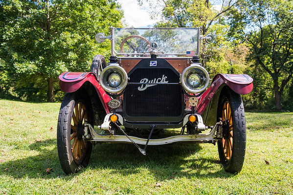 2013-09-28 Auburn Heights Invitational Jpeg 5697 1913 Buick Model 25 Touring