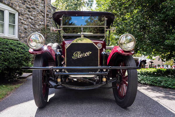 2013-09-28 Auburn Heights Invitational Jpeg 5387 1914 Pierce-Arrow Model 38 Touring