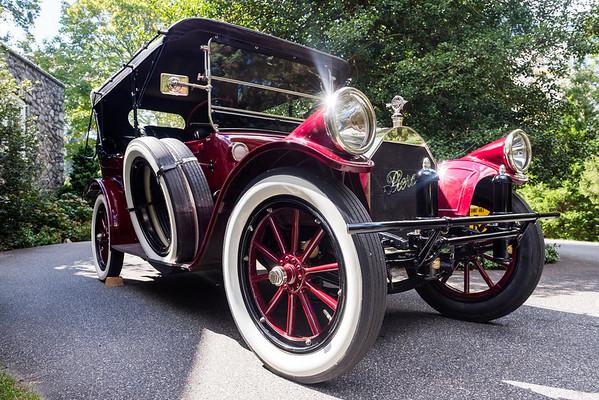 2013-09-28 1914 Pierce-Arrow Model 38 Touring