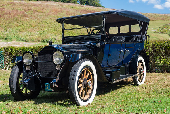 2013-09-28 1917 Packard Twin Six 7-Passenger Touring