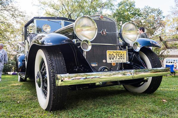 2013-09-28 1931 Cadillac V-16 Cabriolet