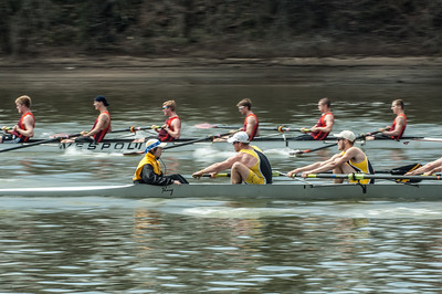 Rocketts Landing <br>Collegiate Regatta, <br>March 30, 2013