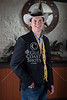 Rodeo fashion shoot at Reliant Center's HLS&R Board Room