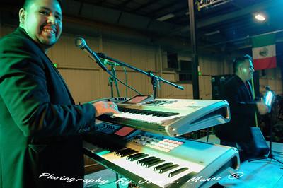 2014-02-14 Valentine's Day Concert at Salon Azul