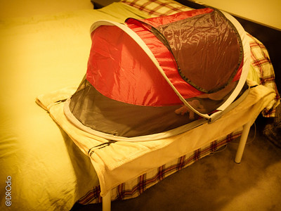2014-02: Baby Bed Tent