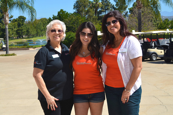 2014-04 Hearts on Carts Golf Tournament