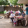 We celebrate Ellie Grace McWhorter's second birthday party with family and friends on Saturday, May 17, 2014 at our home on Pensive Dr. in Dallas.